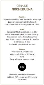 Cena de Fin de Año, en el Gran Hotel Los Abetos