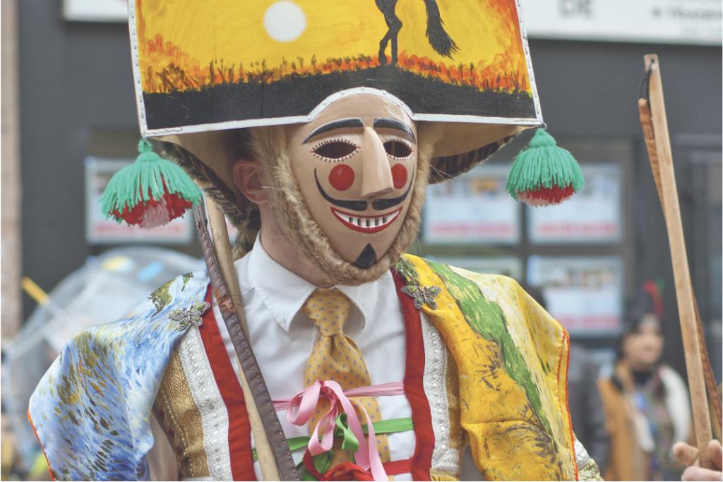 Carnaval Entroido-Visitar Galicia invierno