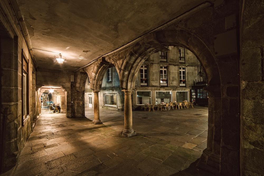Santiago de Compostela accesible