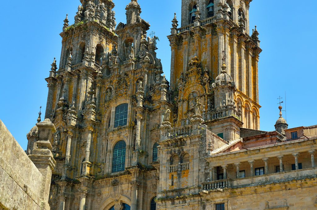 Catedral de Santiago y su historia