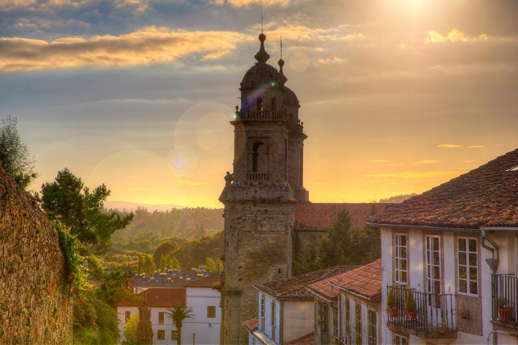 Santiago de Compostela, destino turístico religioso