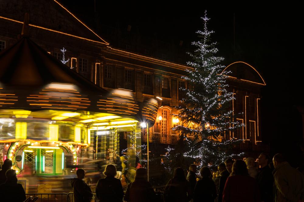 Navidad en Santiago de Compostela