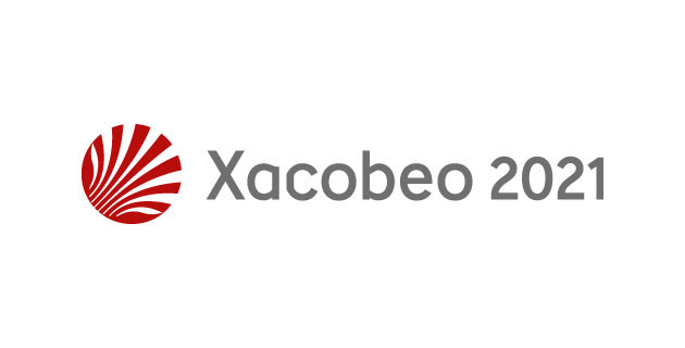 Logo do Xacobeo 2021