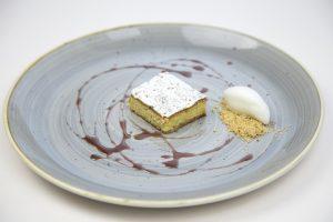 Tarta de Santiago - Gran Hotel Los Abetos