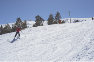Esquiar-Visitar Galicia invierno