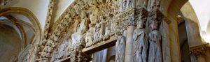 Pórtico de la Gloria, de la Catedral de Santiago // Foto: Santiagoturismo.com