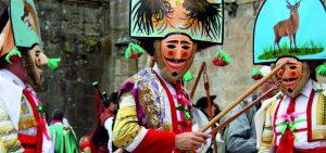 Carnaval en Santiago de Compostela