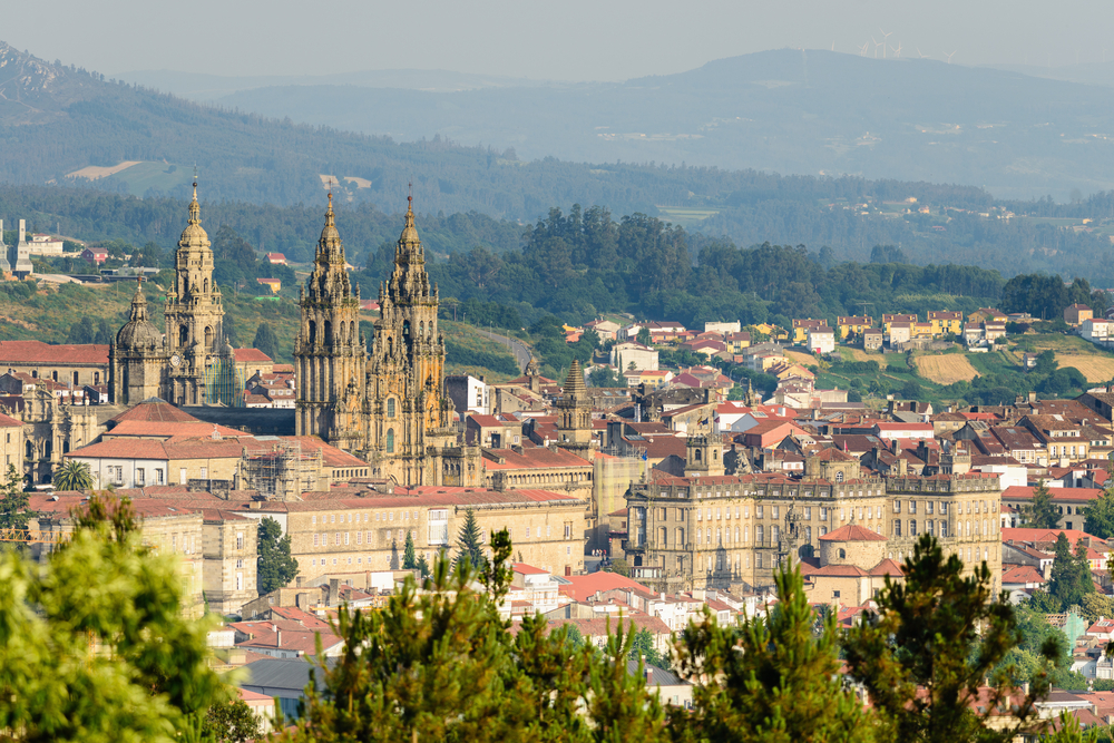 agosto en Santiago