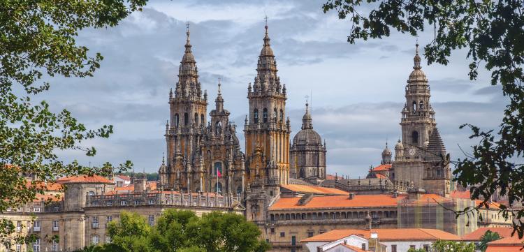 Regalos de Navidad en Santiago de Compostela