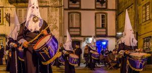 Procesiones de Semana Santa en Santiago de Compostela