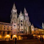 Día del apóstol Santiago catedral del Santiago Gran hotel Los abetos