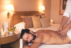 Gran Hotel Los Abetos masaje