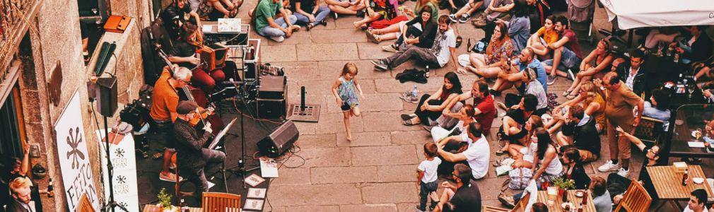 Santiago de Compostela es música en vivo