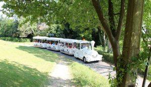 tren turístico de santiago