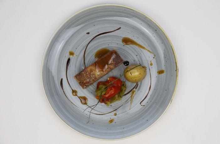 gastronomía e Gran Hotel Los Abetos