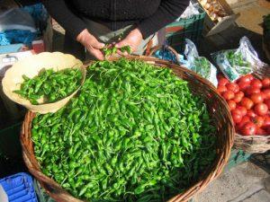 mercados tradicionales en santiago de compostela