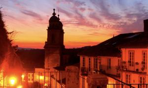 Atardeceres en Santiago de Compostela